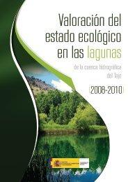 Valoración del estado ecológico de las lagunas de la cuenca ...