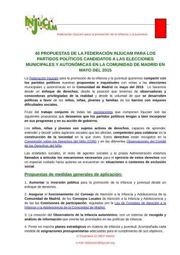 40-propuestas-de-Injucam-a-los-partidos-políticos-de-cara-a-las-elecciones-municipales-y-autonómicas-mayo-20153