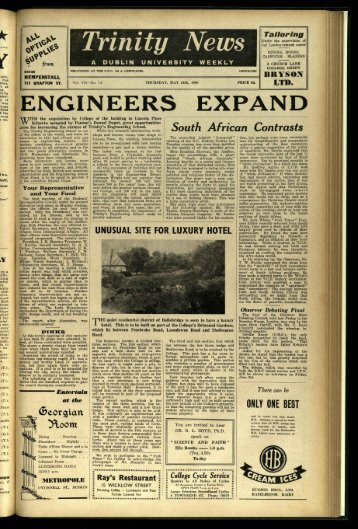 ENGINEER5 EXPAND - Trinity News Archive