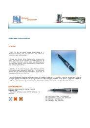 SONIC AIR -  Endodonzia
