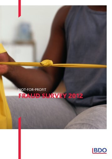 BDO Fraud Survey 2012