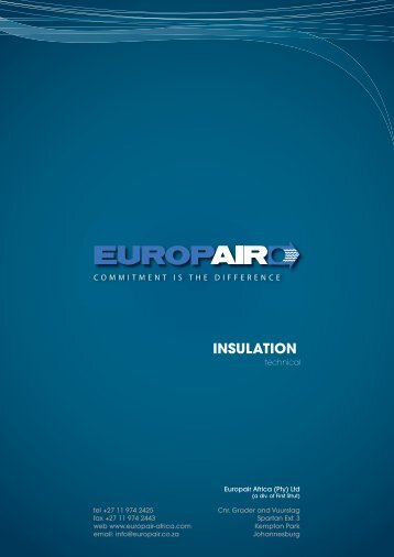 insulation 02 - Europair