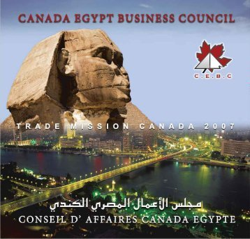 7 - Canada Egypt Business Council