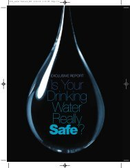 Is Your Water Really Safe to Drink? - Virginia Sole-Smith