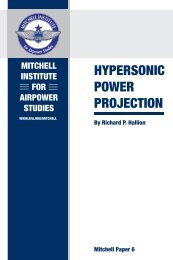 HyPeRsonic PoweR PRojection - Air Force Association