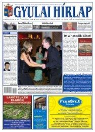 PDF dokumentum (4689 KByte) - Gyulai Hírlap