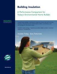 Building Insulation - NAIMA North American Insulation ...