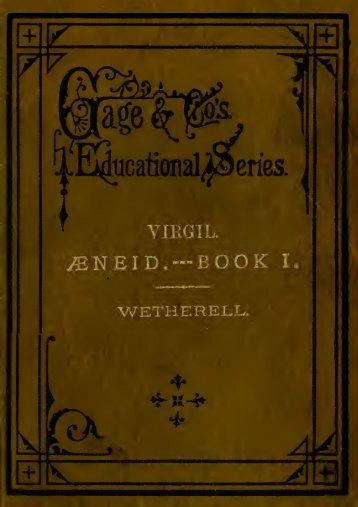 aenied essay Category: virgil aeneid essays title: an observation of virgil's aeneid, book ii.
