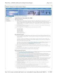 Zemax Co