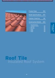 Roof tile system - BD Online Product Search