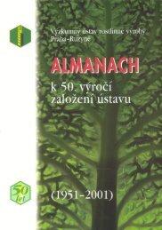 Page 1 Page 2 Výzkumný ústav rostlinné výroby Praha-Ruzyně ...