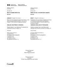 PDF (342 kb ) - Agence canadienne d'inspection des aliments