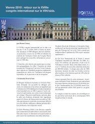 Retour sur Vienne: article en format PDF - Portail VIH / sida du Québec