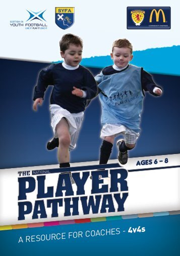 A ResouRce foR coAches - 4v4s - Scottish Football Association