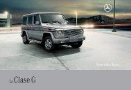 Catálogo del Mercedes-Benz G en pdf - enCooche.com
