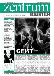 Die Zeitung für die Grazer Innenstadt - Stadtpfarrkirche Graz