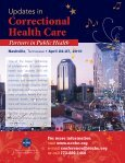 Fall - National Commission on Correctional Health Care - Page 2