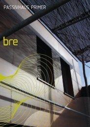 BRE PassivHaus Primer - Scottish Energy Systems Group