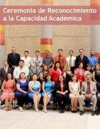 Ceremonia de Reconocimiento a la Capacidad Académica - Page 4