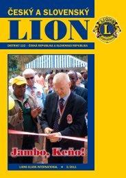 LION 3/2011 - Lions Club