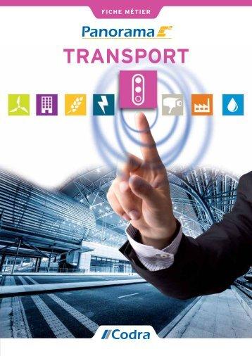Brochure Transport - Codra
