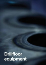 Drillfloor equipment - Aker Solutions