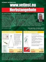 J41517_VETS Catalogue GERMAN - Veterinary Instrumentation