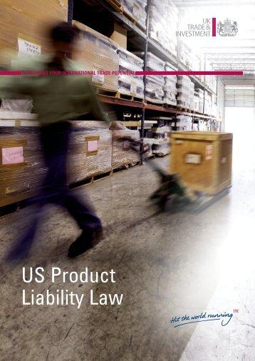 PDF-USProductLiabilityLaw - let's go export!