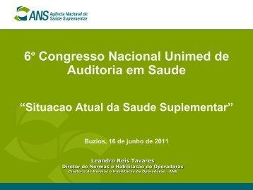 Clique aqui para editar o título – fonte Arial ... - Unimed do Brasil