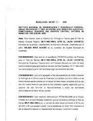 RESOLUCION -DE-MP- 00 1 2010 INSTITUTO NACIONAL DE ... - ICF