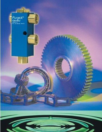 lubrication system - Lube Control
