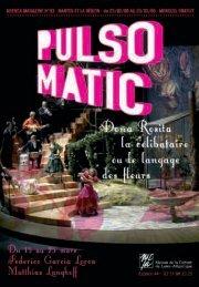 PULSOMATIC 93.indd - EditionsPulse.com