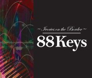 88 Keys - Dena Kay Jones