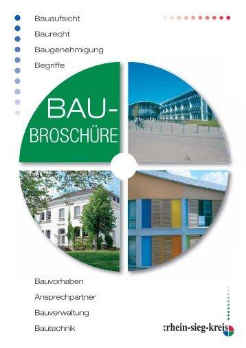 Bauaufsicht Baurecht Baugenehmigung Begriffe Bauvorhaben ...