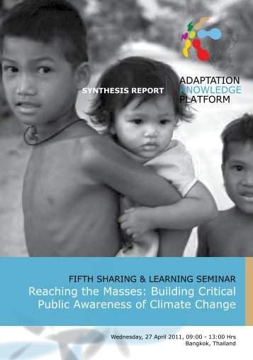 Synthesis Report - Regional Climate Change Adaptation ...