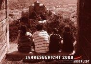 Jahresbericht 2008.pdf - Anderledy, 3900 Brig