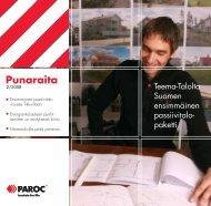 Punaraita - Paroc.com