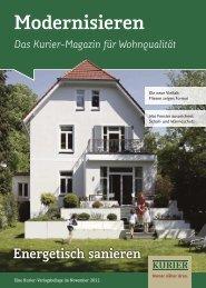 neuheiten 2011 - Verlagsbeilagen des Nordbayerischen Kurier ...