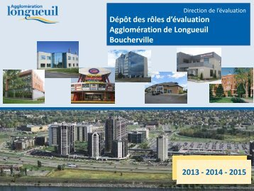 Ville de Boucherville - Ville de Longueuil