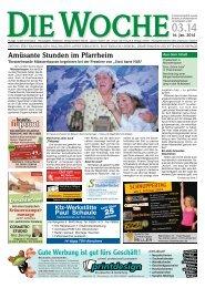 Ausgabe 03/14 - Redaktion + Verlag