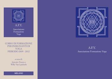 A.F.Y. - Federazione Mediterranea Yoga