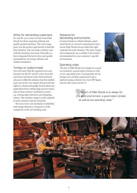 EU and EC air handling units - Invento PRO