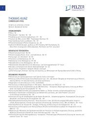 Thomas Kunz - Pelzer AP