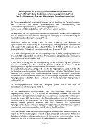 LEP IV - Planungsgemeinschaft Mittelrhein-Westerwald