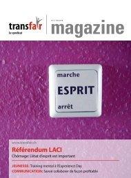 ESPRIT marche arrêt - transfair