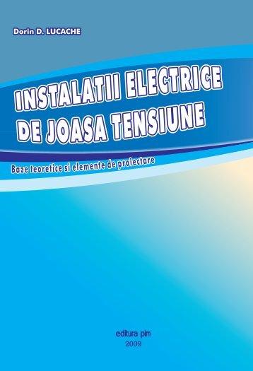 Instalatii electrice de joasa tensiune - PIM Copy