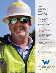 General brochure (businessman) - Western National Insurance Group