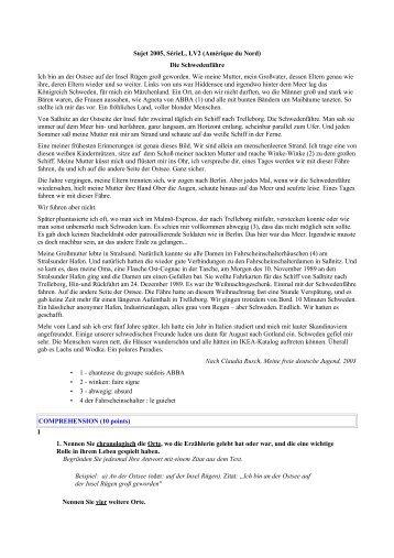 sujet du bac stg allemand lv2 2010 m 233 tropole sujet de bac