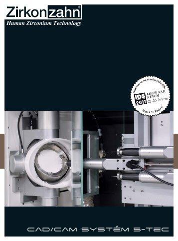 CAD/CAM prospekt 2010 - Dentack