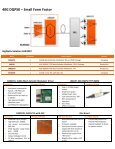 Bundled Solutions Brochure - GigOptix.com - Page 3